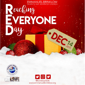 R.E.D. – REACHING EVERYONE DAY