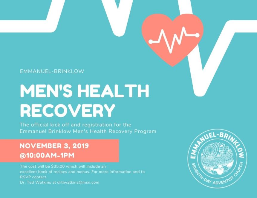 MEN'S HEALTH RECOVERY