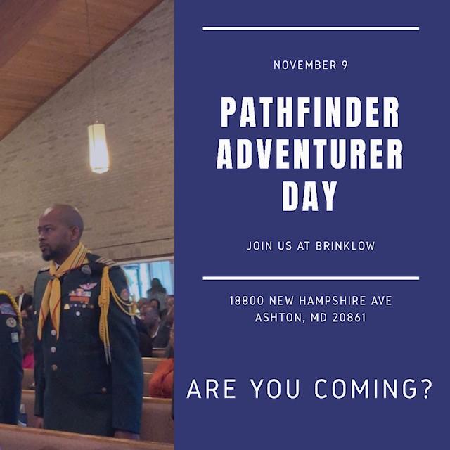 PATHFINDER ADVENTURER DAY