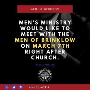 MEN OF BRINKLOW