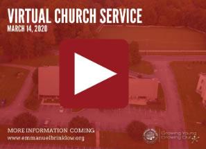 Virtual Service March 14