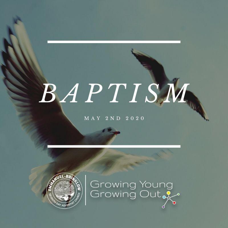 BAPTISM REQUEST
