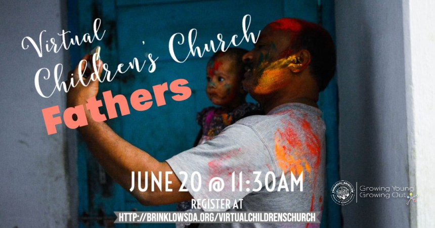 CHILDREN'S CHURCH : FATHERS
