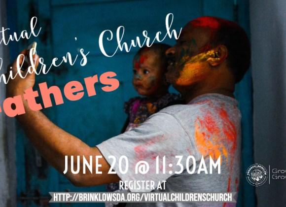 CHILDREN'S CHURCH : FATHERS