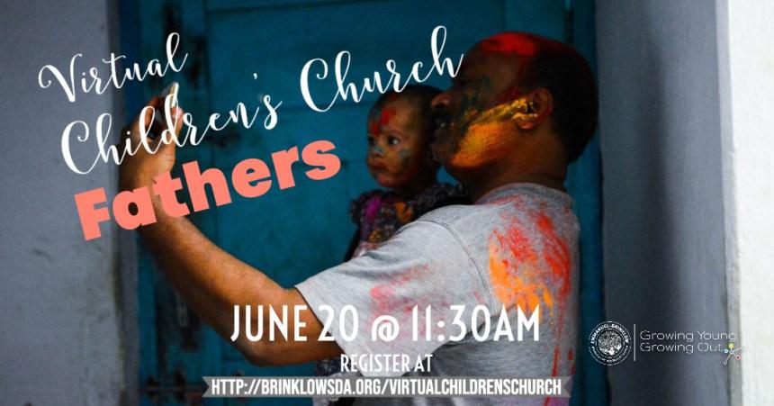 CHILDREN'S CHURCH : TOMORROW