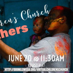 CHILDREN'S CHURCH : TOMORROW