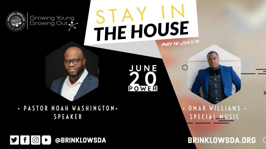 STAY IN THE HOUSE: POWER