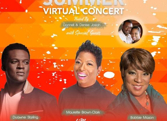 Summer Virtual Concert!