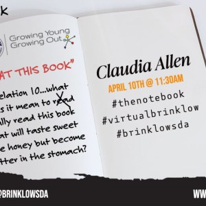 THE NOTEBOOK : EAT THIS BOOK!