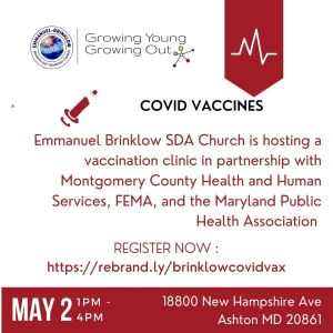 COVID VACCINES AVAILABLE