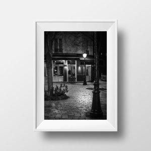 Photo vieux Paris Quartier Place de la Réunion