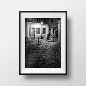 Tirage photo Vieux Paris Saint Blaise