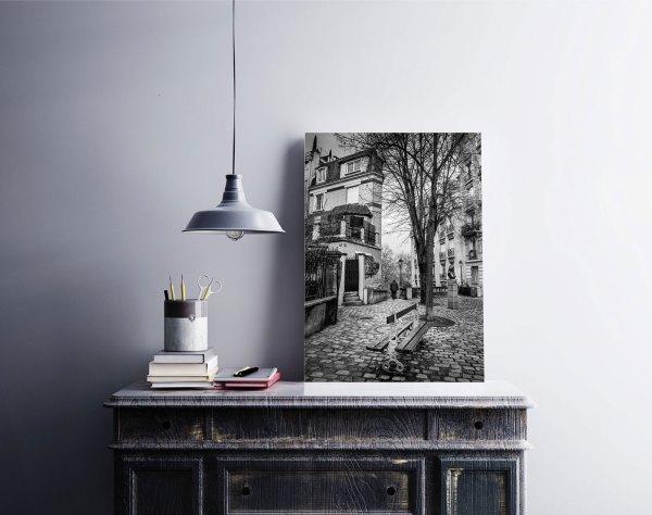 Photo de Paris Montmartre – Place Dalida