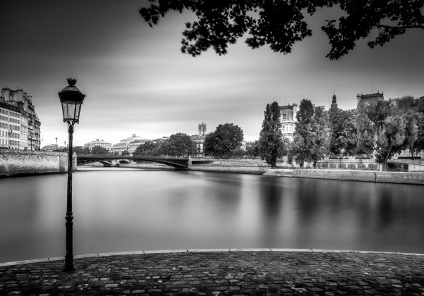 Photo Paris Ile Saint Louis la Seine