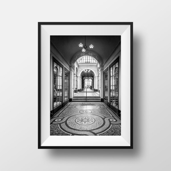 Tirage Photo Galerie Vivienne Paris