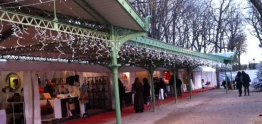 Marché de Noël – Village des Créateurs sur les Champs Elysées
