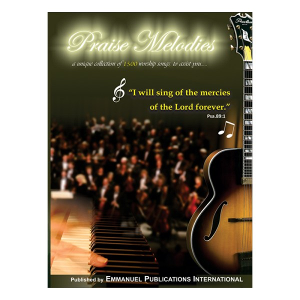 Praise Melodies cover page