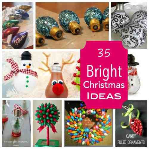 35 Bright Christmas Ideas