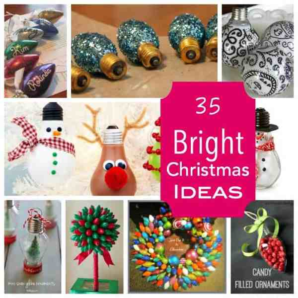 Bright Ideas For Christmas Decorations Emma Owl