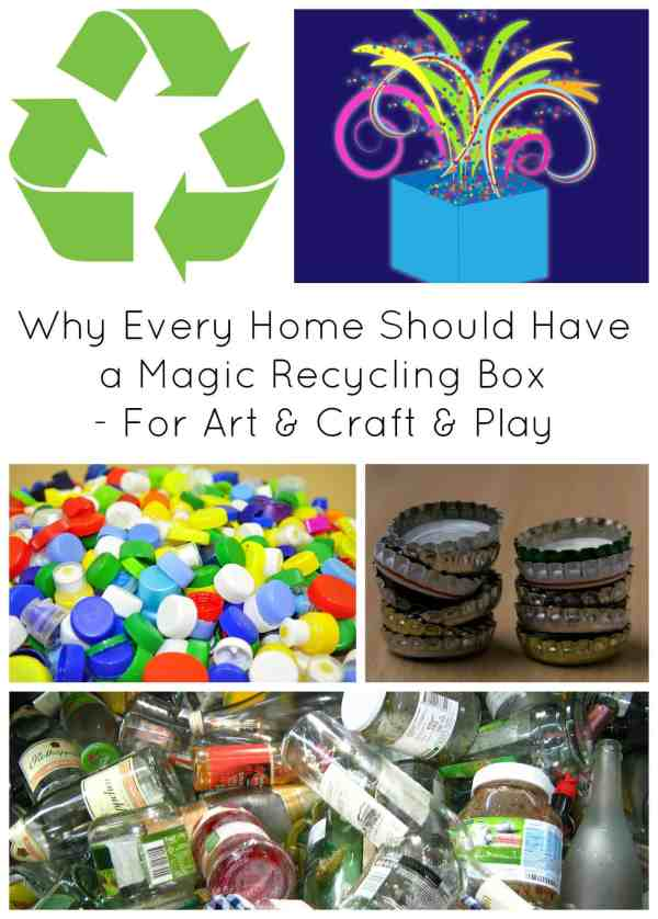 Why every home should have a magic recycling box