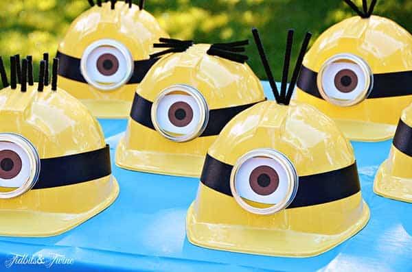 TIDBITS-TWINE-Minion-Birthday-Party-Hats
