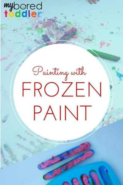 frozen-painting-pinterest