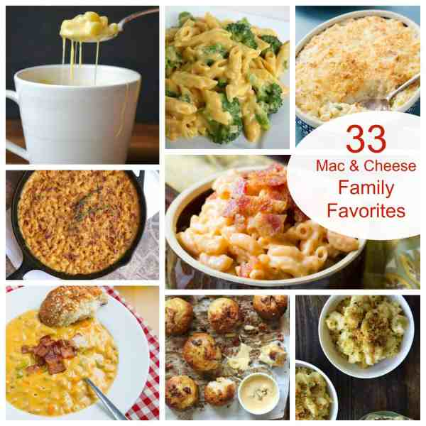 Top 33 Mac & Cheese Meals