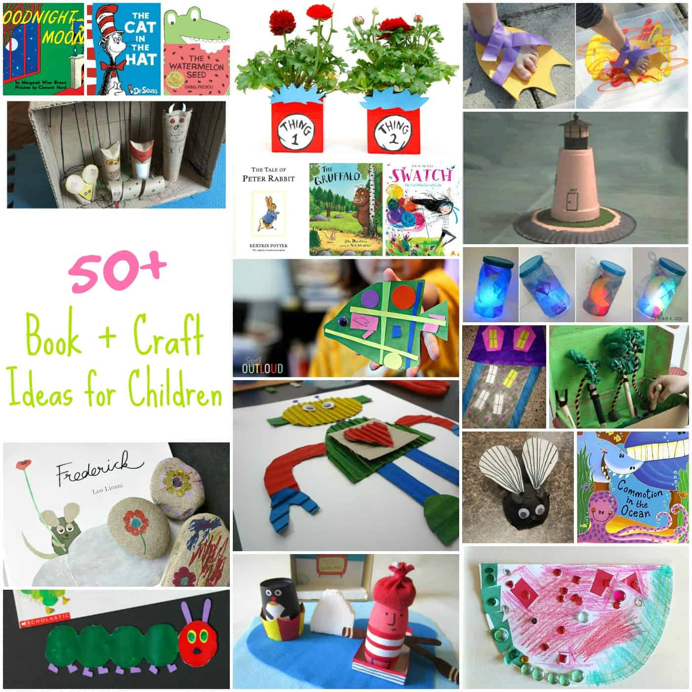 50 Story And Craft Ideas For Children Emma Owl