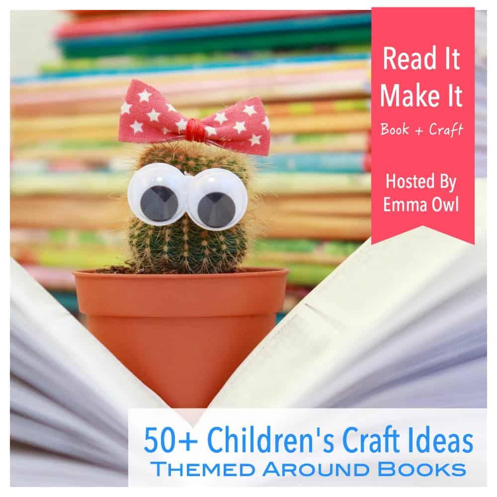 Book Craft Ideas For Children Emma Owl