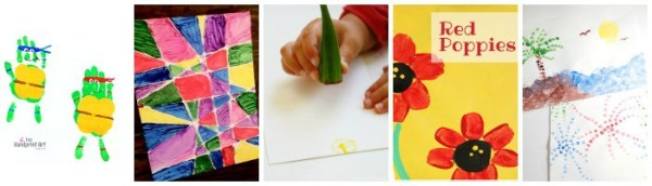 Kids Painting Ideas