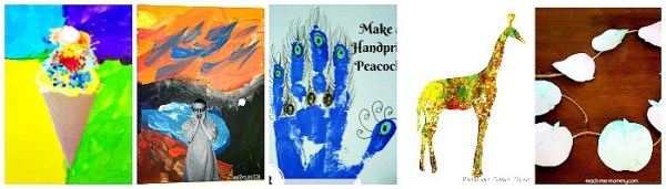 Painting Ideas for Children