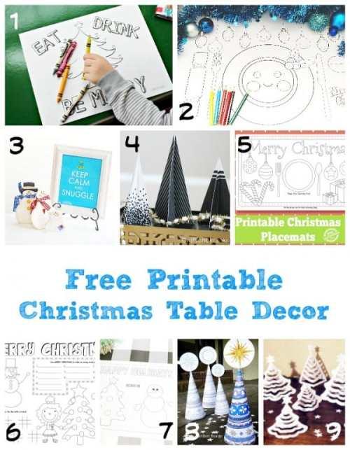 christmas-table-decor-free-printables