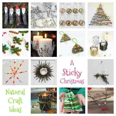 a-sticky-christmas-craft-ideas