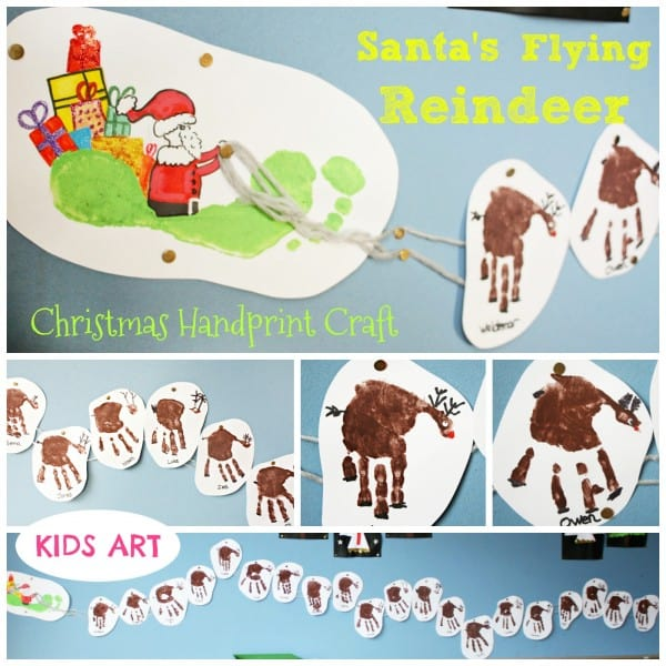 santas-flying-reindeer-christmas-handprint-craft