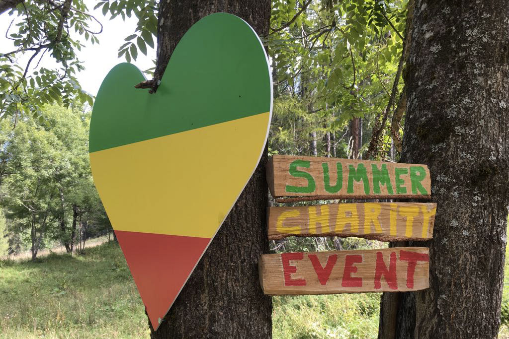Summer Charity Event 2017