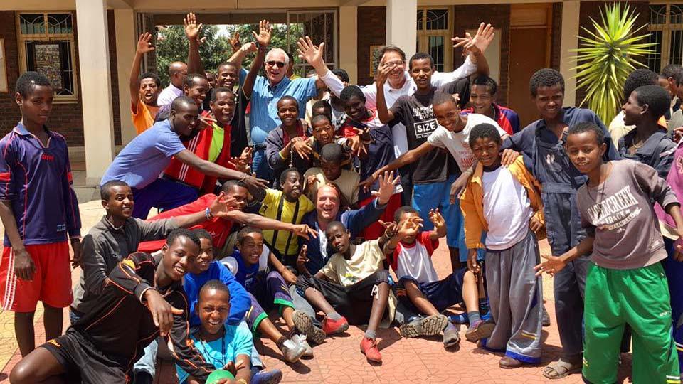 Bosco Children Addis Abeba Etiopia
