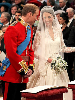 Prince William and Kate Middletons First Year of Marriage