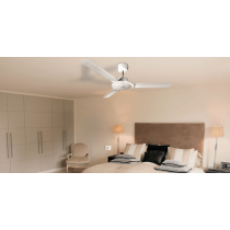 Vortice nordik evolution r 120/48 ventilatore da soffitto con 3 pale diametro. Ventilatore A Soffitto 120mm Vortice Nordik Evolution 120 Bianco