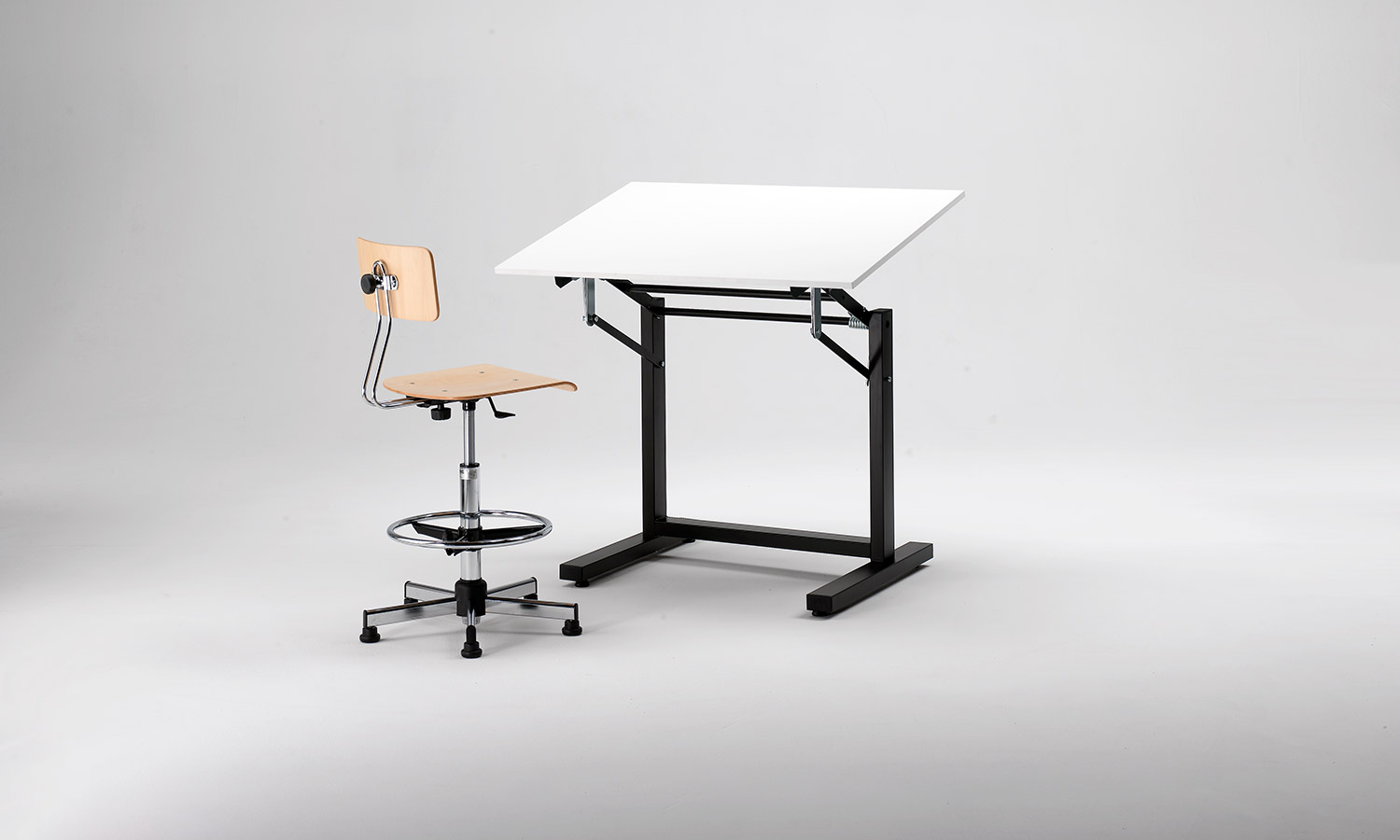 Drafting tables for architect and designer  Emme Italia