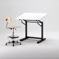 Used Conference Table Chairs Vintage Dining And Drafting Tables For Architect Designer - Emme Italia