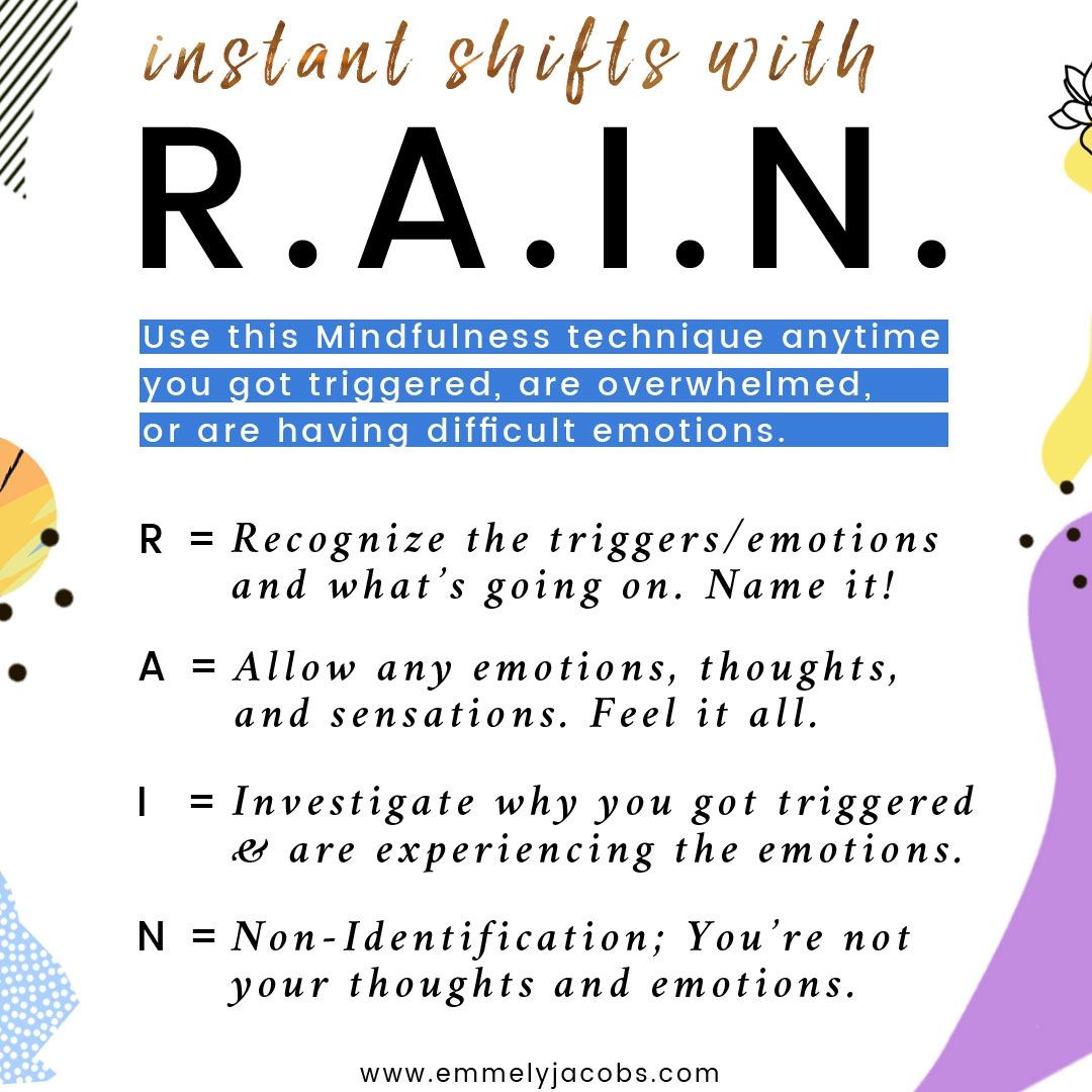 Instantly Shift Any Mood With This Mindfulness Technique