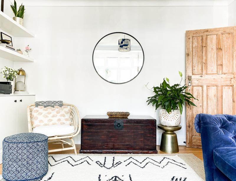 Peace Lily in Interior Design