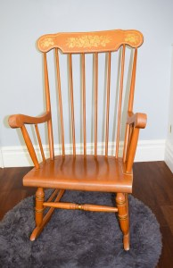 wooden-rocking-chair
