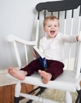 little-boy-rocking-chair