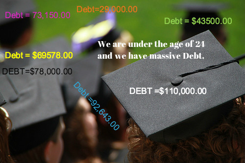 Excessive College debt will be the next financial crisis, and not just for families.
