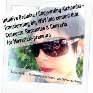 Ling Wong Copywrite expert