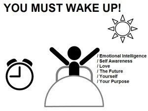 Wake up to yourself!