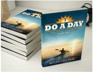 Bryan Falchuk book cover personal Change Do a Day