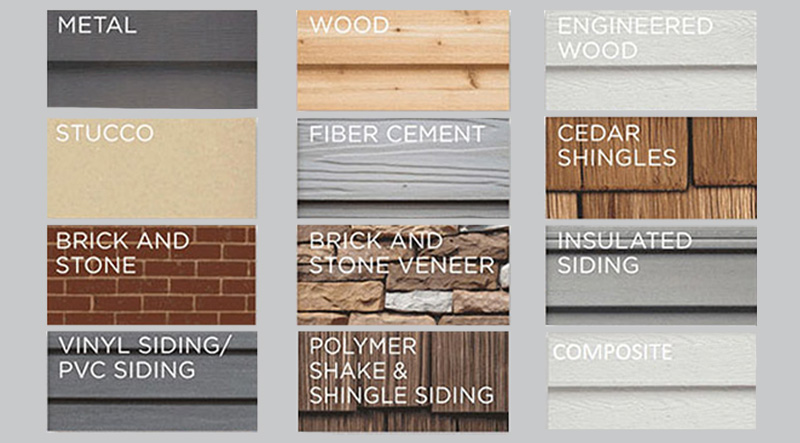 Types Of Siding Material Which Is Right For You Emmons