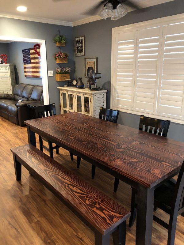 Farmhouse Table Emmorworks